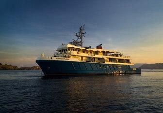 Kudanil Explorer yacht charter Teraoka Shipyard Motor Yacht