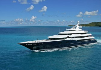 Amaryllis Yacht Charter in Virgin Islands