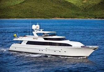 Island Girl yacht charter Westport Yachts Motor Yacht