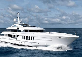 Laurentia Yacht Charter in Mexico