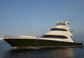 Ata Rangi yacht charter Viking Yachts Motor Yacht