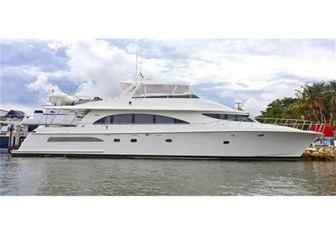 Yoly yacht charter Cheoy Lee Motor Yacht