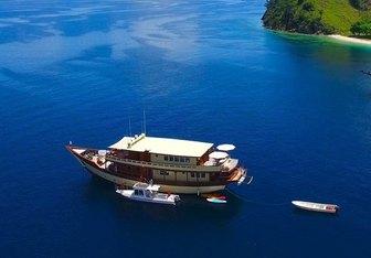 Mischief yacht charter Custom Motor/Sailer Yacht