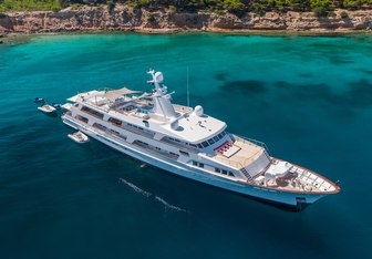 Illusion I yacht charter Feadship Motor Yacht