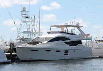 Still Water yacht charter Numarine Motor Yacht