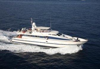 Azure Rhapsody yacht charter Azimut Motor Yacht