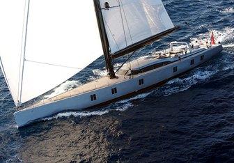 Sharlou yacht charter Vitters Sail Yacht