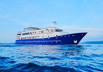 Lupus Mare yacht charter Brodosplit Motor Yacht