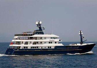 Force Blue Yacht Charter in Spain
