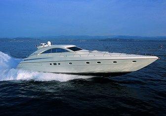Sweet Titi yacht charter Italcraft Motor Yacht