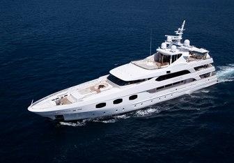 Eleni yacht charter CBI Navi Motor Yacht