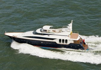 Opportunity yacht charter Harwal Marine Motor Yacht