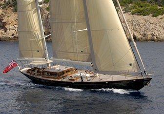 Velacarina yacht charter Claasen Shipyards Sail Yacht