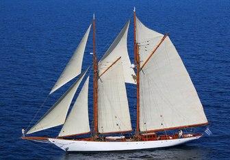 Aello yacht charter Max Oertz Sail Yacht