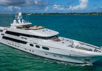 Silver Lining Yacht Charter in Bahamas
