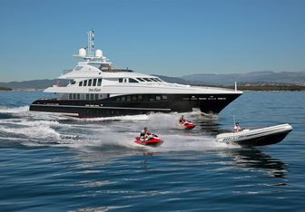 Stormborn Yacht Charter in St Tropez