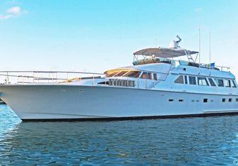Pixel yacht charter Cheoy Lee Motor Yacht