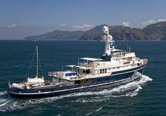 Seawolf yacht charter J. & K. Smits Scheepswerven Motor Yacht