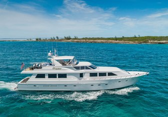 Destiny Yacht Charter in Berry Islands