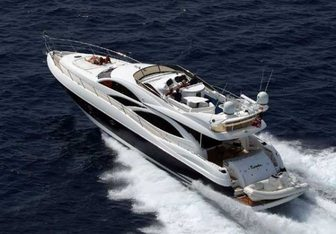 Nika Yacht Charter in Monaco