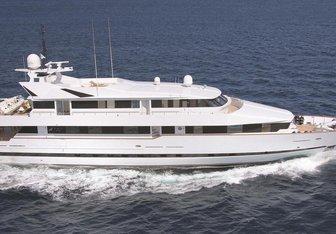 Bella Stella yacht charter CRN Motor Yacht