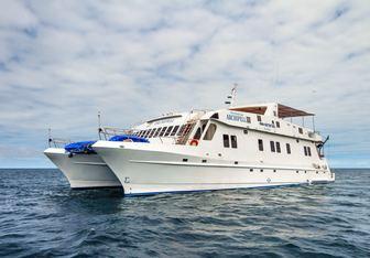 Archipel I yacht charter Custom Motor Yacht
