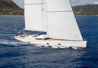Thirty Nine yacht charter Southern Wind Sail Yacht