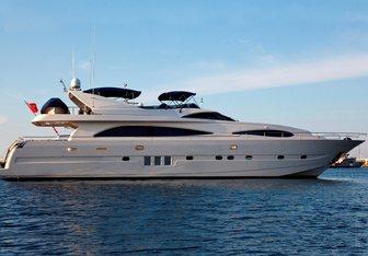Martello Yacht Charter in Sydney