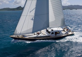 Ree yacht charter Cantiere Valdettaro Sail Yacht