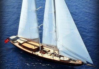 Aria I yacht charter Medyat Motor/Sailer Yacht