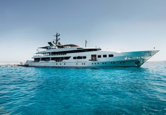 Magna Grecia yacht charter Elsflether Werft Motor Yacht