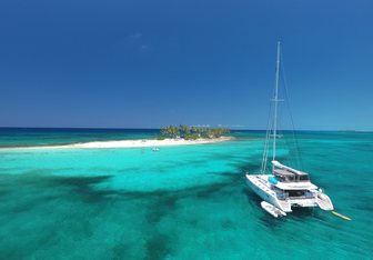 Tiger Lily Yacht Charter in Bahamas
