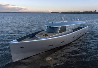 Perfection yacht charter Baltic Yachts Motor Yacht