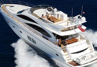 JUPJU Yacht Charter in Malta