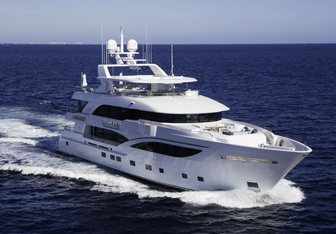 King Baby yacht charter IAG Yachts Motor Yacht