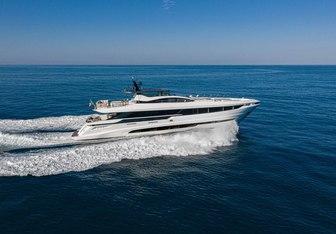 Dopamine Yacht Charter in Cat Island