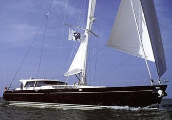 Obsession II yacht charter CIM Sail Yacht