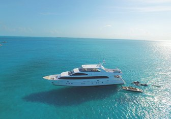 Renaissance yacht charter Hargrave Motor Yacht
