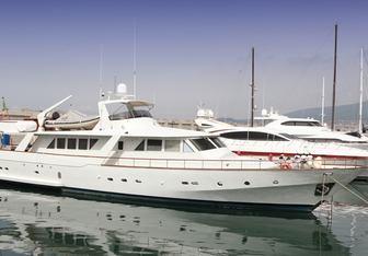 Hathor Yacht Charter in Costa Rica
