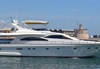 Kitty Kat yacht charter Astondoa Motor Yacht