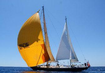 Tangaroa yacht charter Nautor's Swan Sail Yacht