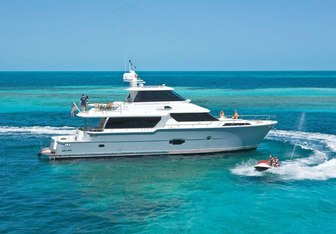 Silver Lining Yacht Charter in Eleuthera