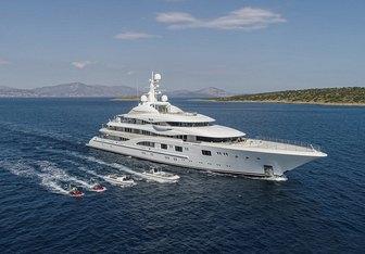 Valerie Yacht Charter in Mediterranean