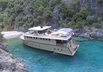 Simay S Yacht Charter in Skiathos