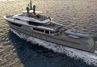Drifter W Yacht Charter in Crete