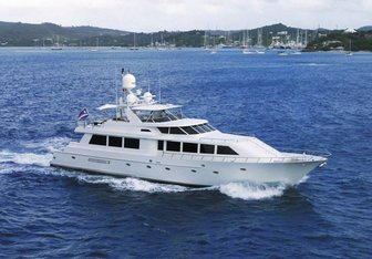Serenity Now! yacht charter Westship Motor Yacht