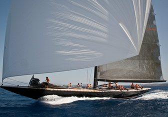 Gio yacht charter Claasen Shipyards Sail Yacht