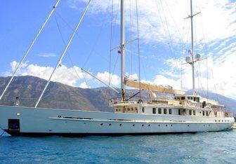 Dione Star Yacht Charter in Porto Cervo