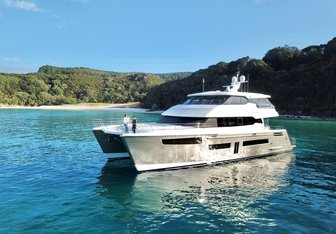 Rua Moana Yacht Charter in New Caledonia