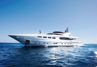Infinity Pacific yacht charter Mondo Marine Motor Yacht